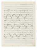 """La bonne chanson Voix  piano Op 61 : Mélodie """"Puisque l'aube grandit"""""""