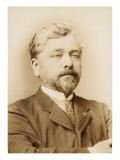 Gustave Eiffel  Chest  Right Arm Folded across Chest
