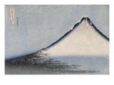 Le Fuji bleu Giclée par Katsushika Hokusai