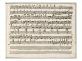 Grande Polonaise pour le Piano forte : dernière page
