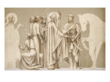 Friesland for the Decoration of the Pantheon: Saints