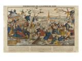 Inondation de la Loire en 1846