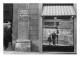 Brassaï et Gilberte à Genova