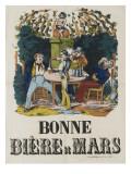 Bonne bière de Mars
