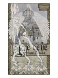 """Frontispice pour """"Le Rêve"""" de Zola"""