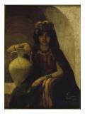 Jeune fille de Grande Kabylie : Portrait d'Algérienne