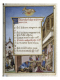 Book of Hours Torriani Horae Secundum Usum Romanum