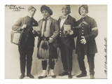Brooklyn Comedy Four (1910)