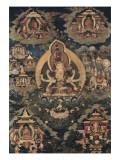 Avalokiteçvara  sous son aspect Ekâdaça-mukha