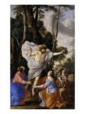 Apparition de Jésus aux trois Marie