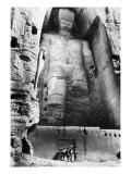 Bamiyan : le grand Buddha de 55 mètres