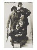Brooklyn Comedy Four (1910)