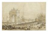 Retour des cendres de Napoléon Ier le 15 décembre 1840