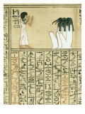 Livre des morts  papyrus de Nebqed
