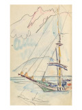 Carnet : Bateau