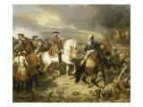 Bataille de Lawfeld  le 27 juillet 1747