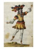 Costume de ballet : Mascarade