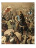 Bataille d'Ascalon  12 août 1099