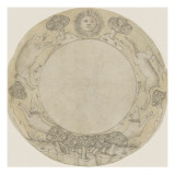 Rond avec bordure
