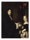 Charles II Couperin (1638-1679)  organiste  et la fille de Claude Lefebvre
