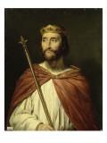 Charles III  dit le simple  roi de France en 896 (879-929)