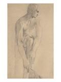 Carton 80 Etude de sculpture antique