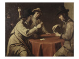 Les tricheurs (anciennement les joueurs de cartes)