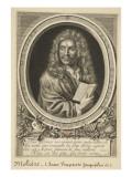 Jean-Baptiste Poquelin (1622-1673) known as Molière
