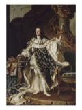 Louis XV  roi de France (1710-1774)