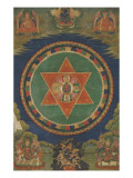 Mandala de Vajrav&#226;r&#226;hi (rDo-rje phag-mo)