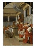 Vie de saint Bruno : le pape Victor III confirme l'institution des Chartreux