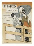 Le Japon artistique  n° 3