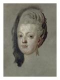 Marie Antoinette Habsburg-Lorraine  So Dauphine  1772