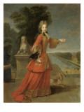 Marie-Adélaïde de Savoie  duchesse de Bourgogne (1685-1712)