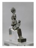 Isis allaitant Harpocrate (Horus enfant)
