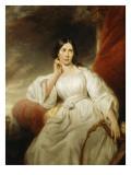 Maria Malibran-Garcia (1808-1836)  dans le rôle de Desdémone  à l'acte III