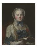 Marie Josèphe de Saxe (1731-1767)  dauphine de France