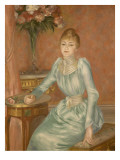 Madame de Bonni&#232;res (1854-1906)
