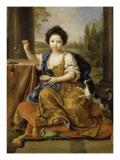 """Louise-Marie de Bourbon  """"Mademoiselle de Tours"""""""