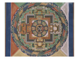 Mandala de Mah&#226;vajrabhairava