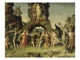 Mars et Vénus dit le Parnasse