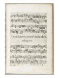 Il secondo libro di toccate Canzone versi d'hinni magnificat gagliarde : page 37