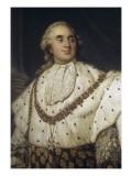 Louis XVI en costume de sacre
