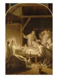 Vie de Saint Bruno : La mort de Saint Bruno le 6 Octobre 1101