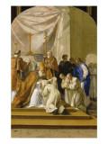 Life of St Bruno - St Bruno Took the Monastic Habit