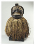 Masque cimier de la société Nsoro