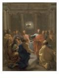 Jésus-Christ instituant l'Eucharistie