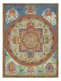 Mandala de Sitâtapatrâ