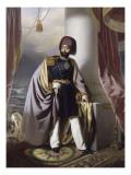 Mahmud II  sultan ottoman en 1808 (1784-1839)