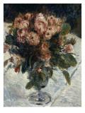 Roses mousseuses Giclée par Pierre-Auguste Renoir